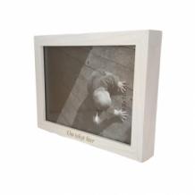 Witte Houten Fotolijst.Blitzz Graveerwerk Nl Fotolijst Hout Wit 13x18cm